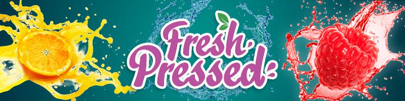 Freshed Pressed Salts