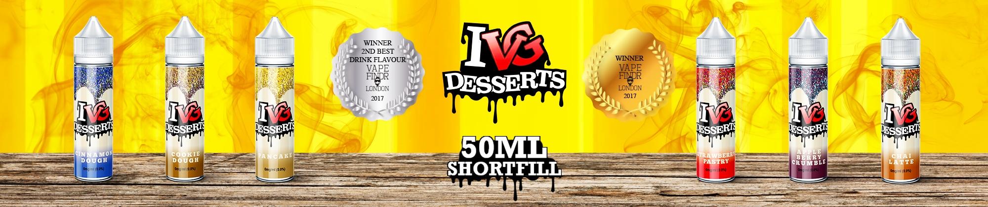 I Love Desserts