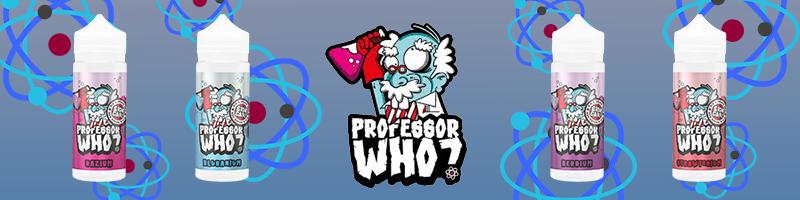 Professor Who