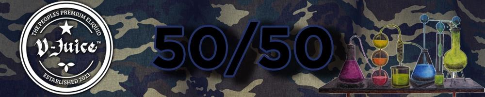 Vjuice 50/50