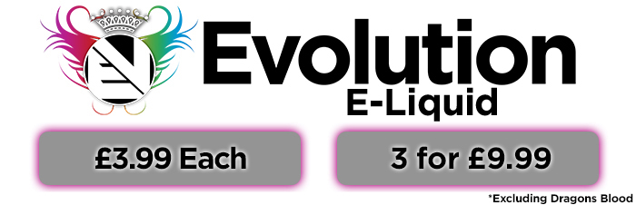 Evolution E-Liquid