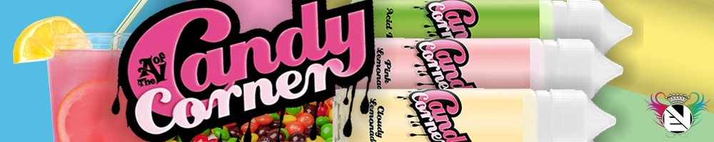 Candy Corner 0mg 50ml