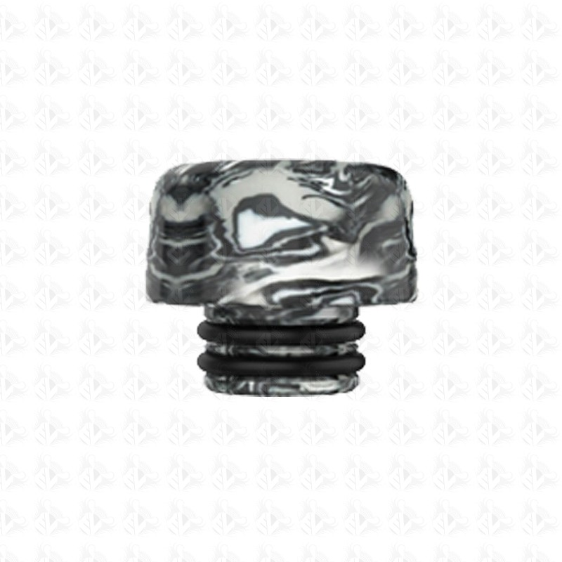 Mechlyfe 510 Resin Drip Tips Resin White
