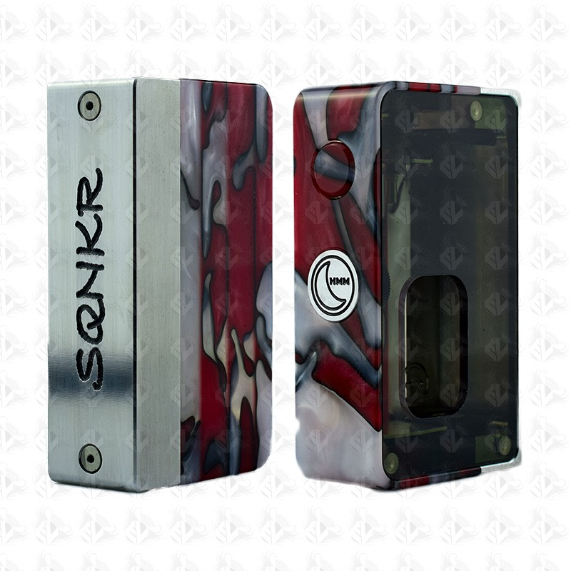 SQNKR By Half Moon Mods Fire and Ice