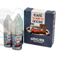 Cafe Con Leche (3x10ml)