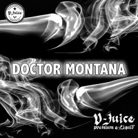 Doctor Montana 10ml High Vg  By Vjuice