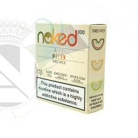 All Melon By Naked 3x10ml