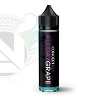 All Day Grape By KonceptXIX 50ml Shortfill