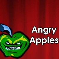 """Angry Apples 10ml """"High Vg""""  By Vjuice"""