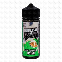 Apple Crumble Custard By Moreish As Flawless 100ml Shortfill
