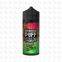 Apple and Mango By Moreish Puff Sherbet 100ml Shortfill