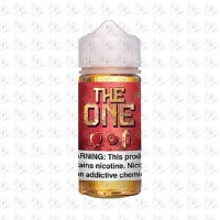 The One Apple Cinnamon Donut Milk By Beard Vape co. 100ml 0mg