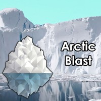 Arctic Blast 10ml 50/50 By Vjuice