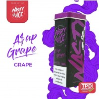 Asap Grape By Nasty Juice 70/30