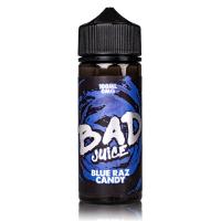 Blue Raz Candy By Bad Juice 100ml Shortfill