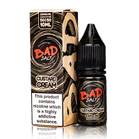 Custard Cream By Bad Juice Salt 10ml