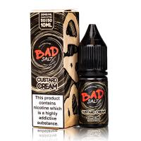 Custard Cream By Bad Juice Salt 10ml
