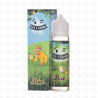 Bae By Fj Eliquid 50ml Shortfill