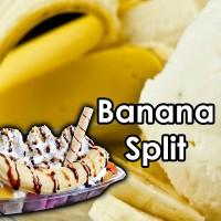 Banana Split 10ml High Vg  By Vjuice