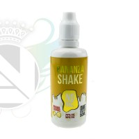 Bananza Shake By Milkshake Liquids 50ml 0mg