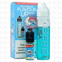 The Berg Menthol Flavour Up Box By Innevape 50ml Shortfill