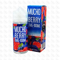 Berry By Mucho 100ml Shortfill