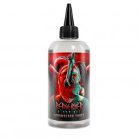 Strawberry Sauce By Berserker Blood Axe 200ml Shortfill