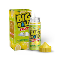 Lemon And Lime By Big Bold Fruity 100ml Shortfill