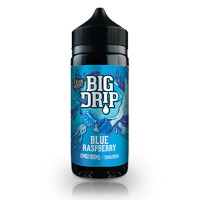 Blue Raspberry By Big Drip 100ml Shortfill