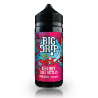 Cherry Cola Bottles By Big Drip 100ml Shortfill