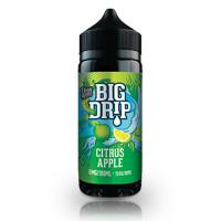 Citrus Apple By Big Drip 100ml Shortfill