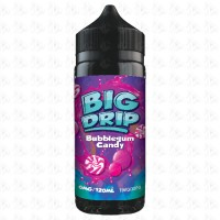 Bubblegum Candy By Big Drip 100ml Shortfill