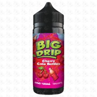 Cherry Cola Bottles By Big Drip 100ml Shortfill