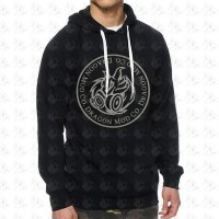 Dragon Mod Co Hoodie Black