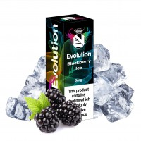 Blackberry Ice By Evolution Vaping 10ml