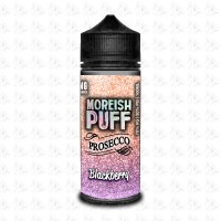 Blackberry By Moreish Puff Prosecco 100ml Shortfill