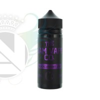 Blackcurrant Jam By The Jam Vape Co. 100ml 0mg