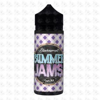 Blackcurrant Summer Jams By Just Jam 100ml 0mg