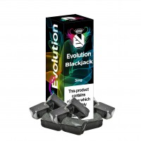 Black Jack By Evolution Vaping 10ml