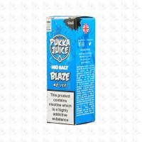Pukka Blaze NO ICE Salt by Pukka Juice 10ml 20mg