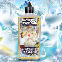 Goldilocks and the 3 Pears ICE By Blow White 80ml Shortfill