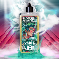 Once Upon A Lime By Blow White 80ml Shortfill