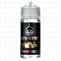 Sour Deez By Bomb Bombz 100ml Shortfill