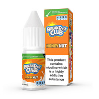Honey Nut By Breakfast Club Salts 10ml