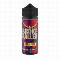 Forest Fruit By Broke Baller 80ml Shortfill