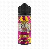Pear Drops By Broke Baller 80ml Shortfill