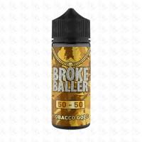 Tobacco Gold By Broke Baller 80ml Shortfill
