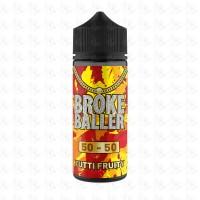 Tutti Fruity By Broke Baller 80ml Shortfill