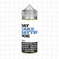 Cake Batter Doe By Dat Juice 100ml Shortfill