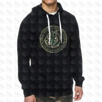 Dragon Mod Co Hoodie Black Camo